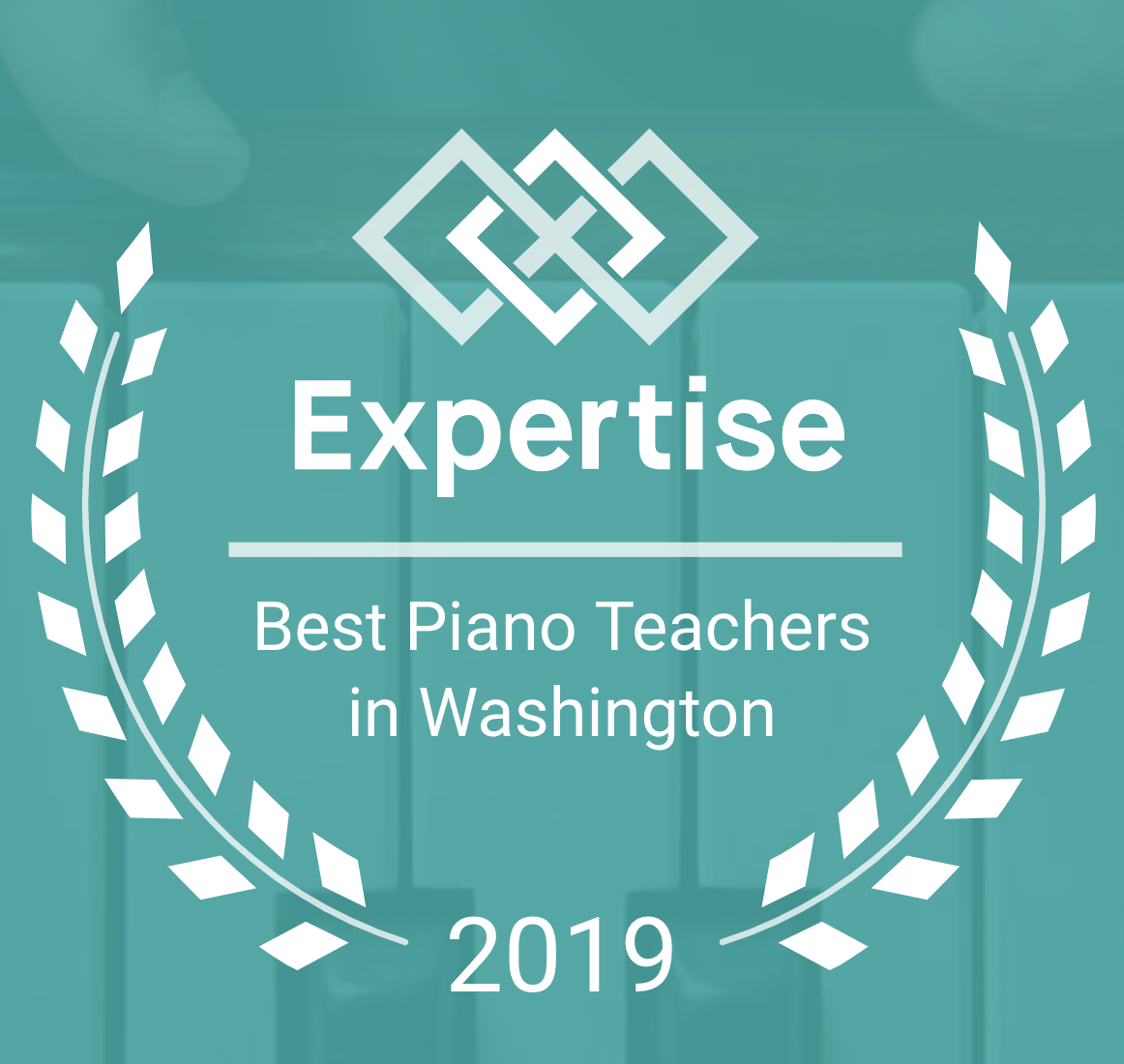 Expertise Best Piano Teachers in Washington DC metro area awarded to Linda Fotis of Joy of Music piano lessons